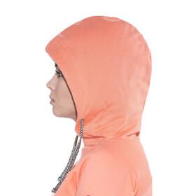 Edelrid Spotter - Couche intermédiaire Femme - orange
